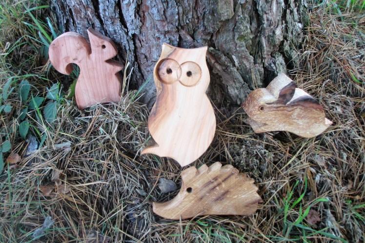 woodland-chums